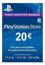 PlayStation Network Card PSN 20 EUR (German)