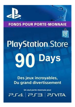 PlayStation Network Card PSN 90 Days (German)