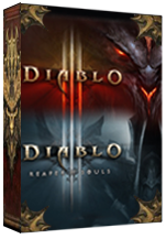 Diablo 3 Standard Digital Edition + Reaper of Souls CD Key