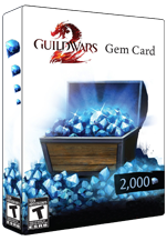 2000 Guild Wars 2 Gems Karte